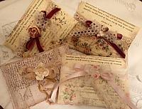 Paper Envelope Sachets