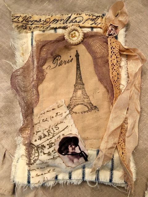 French Ticking Sachet