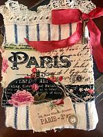 Paris Theme Gift Bag!