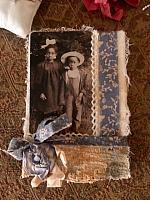 Upcycled Book!