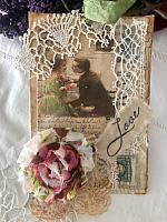 Post Card Envelope/Junk Journal!
