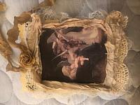 Christmas Madonna/Angel Tag!