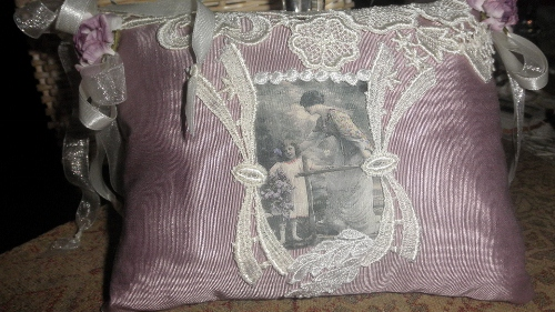 Lavender Pillow-Mother/Child