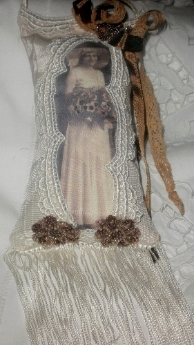 A-1930's Bridesmaid Sachet
