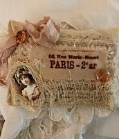 Muslin Paris Sachet