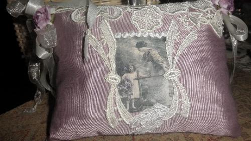 Lavender Pillow-Mother/Child