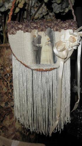 Victorian Bridal Sachet